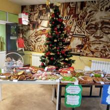 снимка за новина - Коледен благотворителен базар