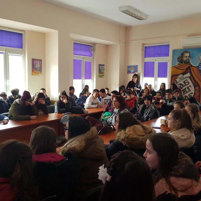 снимка от галерия 111 години от рождението на акад. Емилиян Станев