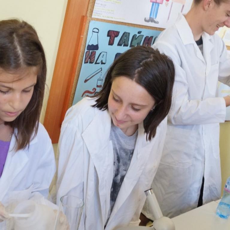 снимка за новина - Научен фестивал