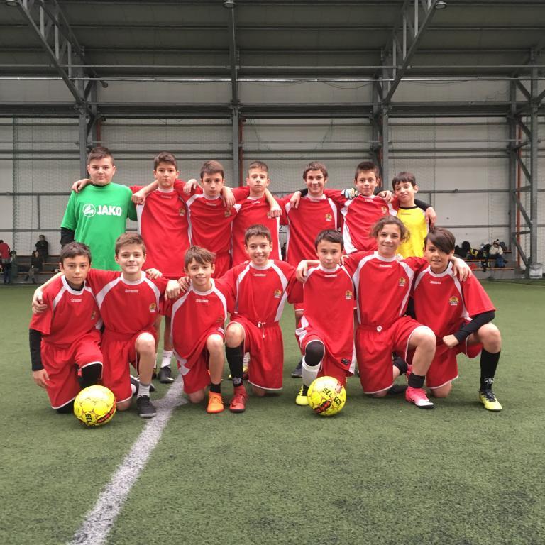 снимка за новина - Районно първенство по футбол 5.-7. клас