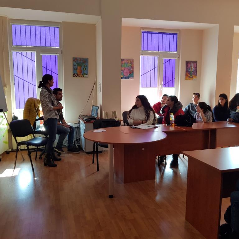 снимка за новина - Съвместна педагогическа практика