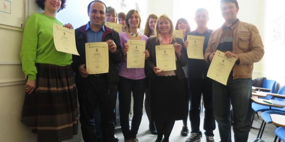 """снимка за новина - Квалификационен курс по проект на програма """"Еразъм +"""" в Ирландия"""