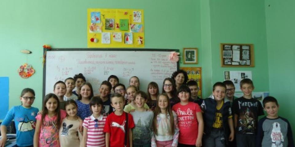 снимка за новина - Родители и ученици заедно в обща кауза