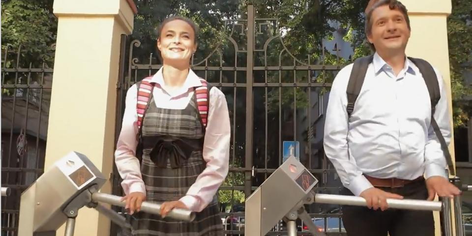"""снимка за новина - """"Тръгваме на училище, Вирусът - НЕ"""" - клип на Министерство на здравеопазването"""