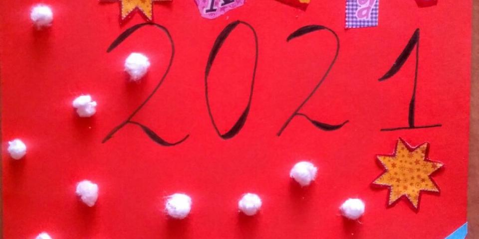 """снимка за новина - Коледни поздрави на учениците от  Ученическия съвет към 2.СУ """"Акад. Емилиян Станев"""""""
