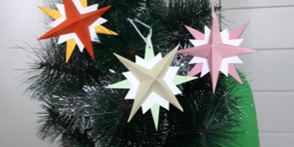 """снимка за новина - Коледен поздрав от """"Д"""" клас"""