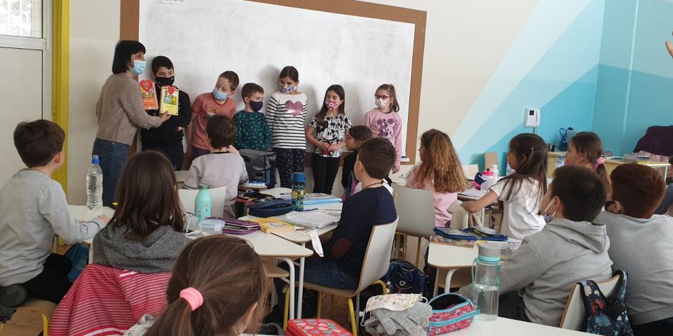 снимка за новина - Mеждународен ден да даряване на книги