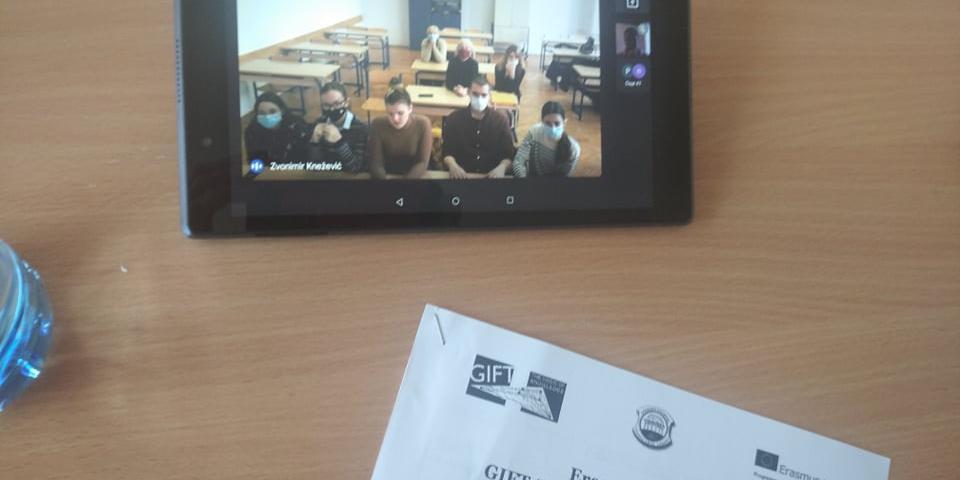 "снимка за новина - Успехи и овации по проект  ""GIFT-the Magic of knowledge"""