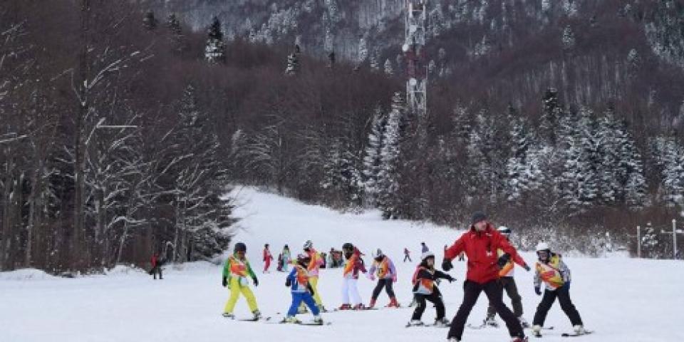 снимка за новина - Ски училище